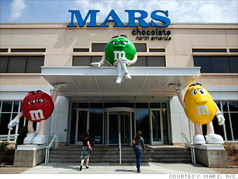 25 Best Global Companies To Work For Mars 20 Fortune