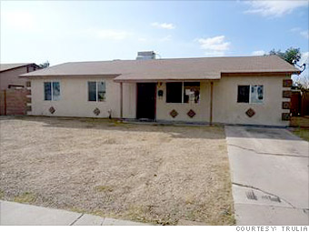 10 cheap homes for sale by uncle sam phoenix mesa - 4 bedroom houses for rent in glendale az ...