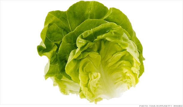 Its Economy >> McDonald's buying power - Lettuce and greens (2) - CNNMoney