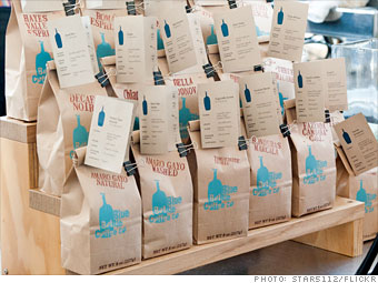 3. Blue Bottle Coffee