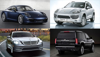 8 Luxury Autos That Flunk The Value Test Substance Over