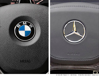 Mercedes Vs Bmw Big Fight Over Small Cars Beemer Or Benz 1