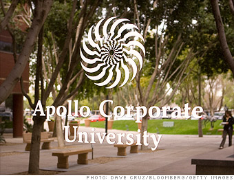 3. Apollo Group