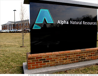 4. Alpha Natural Resources