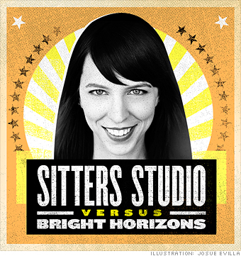 Sitters Studio vs. Bright Horizons
