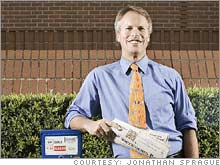 Gary Pruitt, CEO of McClatchy Co., believes in the future of the newspaper business.